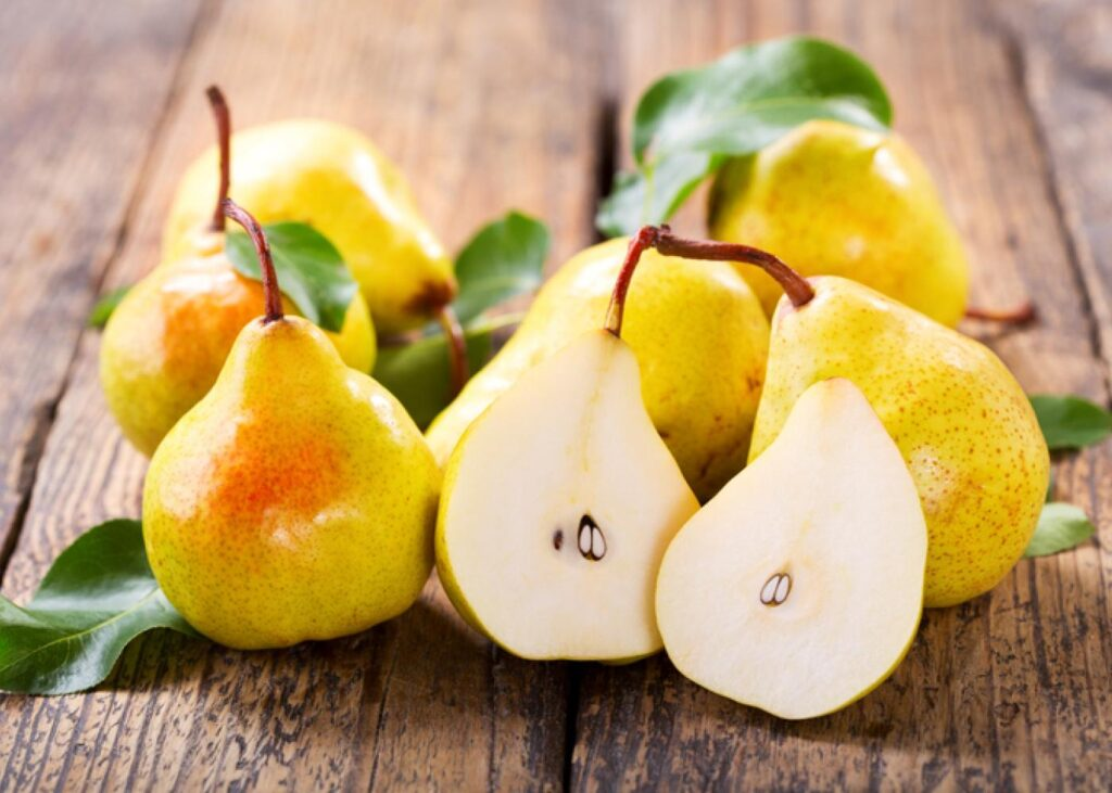 αχλάδια τυρνάβου